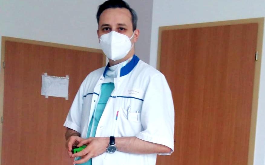 OBSTETRICA – GINECOLOGIE/CARDIOLOGIE INTERVENTIONALA: embolizare de fibrom uterin prin angiografie pentru o pacienta din Timisoara